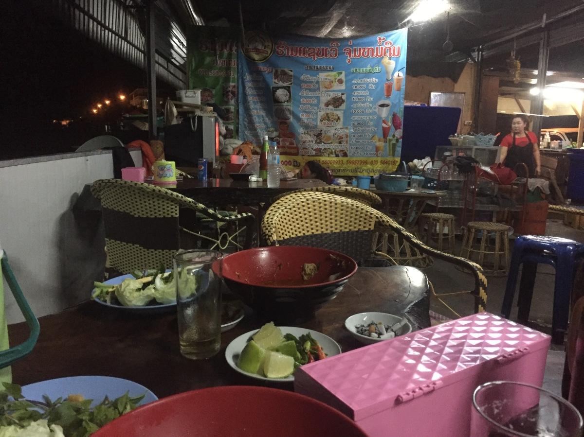 Laos: Same Same?
